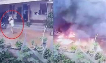 Vụ con rể đốt nhà bố vợ vì níu kéo vợ bất thành: Nghi phạm từng nhiều lần đe dọa sẽ giết cả nhà