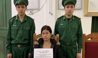 Lợi dụng ngày 30 Tết, người phụ nữ 'ôm' 1.400 viên ma túy đi bán
