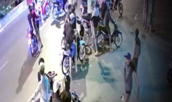 Đồng Nai: Nhóm thiếu niên cầm mã tấu, dao lê làm loạn thành phố bị bắt