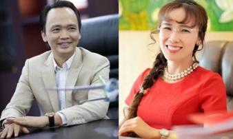 Chủ tịch Bamboo Airways lao đao qua sóng gió, CEO Vietjet ngược dòng ngoạn mục
