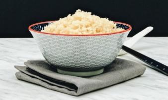 Món ăn đại gia: Bát cơm trắng giá 600.000 đồng có gì đặc biệt?