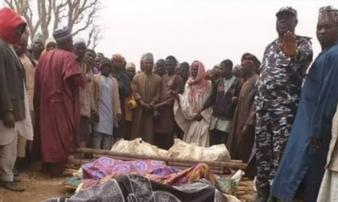 Gia đình 16 người bị cướp thiêu sống