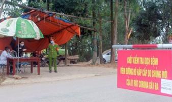 Nam thanh niên từ 'tâm dịch' Covid-19 ở Vĩnh Phúc lên nhà bạn gái chơi: 31 người phải cách ly