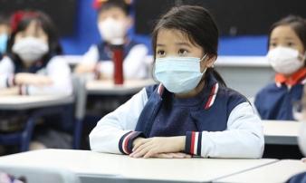 Trường học tại TP.HCM cho học sinh nghỉ hết tháng 3