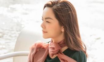 Phạm Quỳnh Anh mất 6 tháng mới quen việc làm mẹ đơn thân, không muốn đàn ông chăm sóc mình từ A đến Z