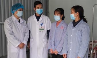 Gia đình 4 người nhiễm nCoV ở Vĩnh Phúc động viên nhau cùng chiến đấu