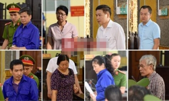 Thêm những cái tên bị đề nghị truy tố trong vụ gian lận thi cử rúng động Sơn La