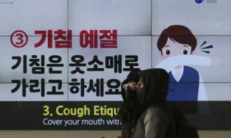 Ca 'siêu lây nhiễm' virus corona gây chấn động Hàn Quốc