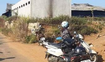 Phát hiện thi thể bị cháy đen ở khu đất trống ở Lâm Đồng