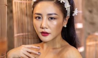 Văn Mai Hương 'lột xác' ngoạn mục khó nhận ra