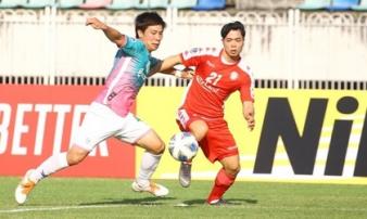 Công Phượng vào danh sách cầu thủ hay nhất lượt đầu AFC Cup