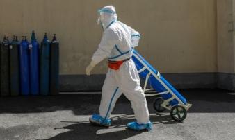 397 ca nhiễm virus corona, 109 ca tử vong mới ở Trung Quốc