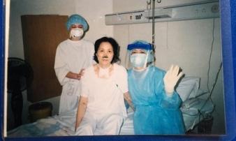 45 ngày cận kề cái chết của y tá bị lây virus Corona SARS