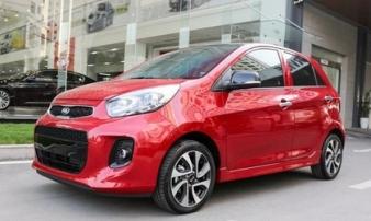 Top 5 mẫu xe giá rẻ đáng sở hữu hiện nay