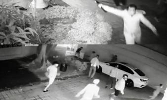 Biệt thự chủ tịch HĐQT Công ty bất động sản Đà Nẵng bị nhóm người mang hung khí đập phá