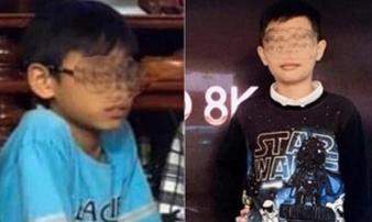 Nghệ An: Tìm thấy hai cháu bé mất tích ở Huế