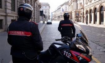 Số ca tử vong ở Italy vượt 2.500, gần 200.000 ca nhiễm trên toàn cầu
