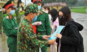 534 người trở về từ Hàn Quốc hoàn thành thời gian cách ly phòng dịch Covid-19 tại Ninh Bình