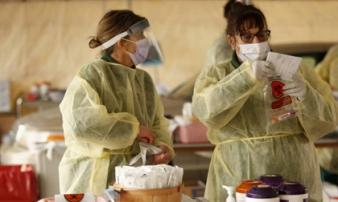 Số ca nhiễm virus tăng đột biến lại, châu Á lo đón 'làn sóng thứ 2'