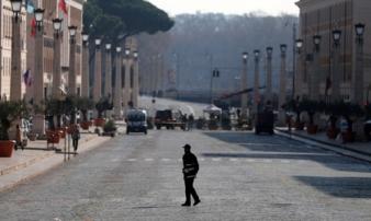 Italy tăng 475 ca tử vong trong một ngày, vượt kỷ lục tại Trung Quốc