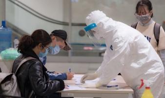 Bộ Y tế công bố thêm 7 ca nhiễm Covid-19 mới: 6 người ở Hà Nội, 1 người ở Nam Định
