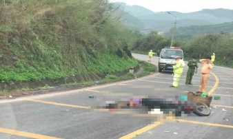 Truy tìm phương tiện liên quan vụ tai nạn làm 1 người chết