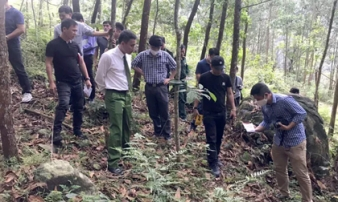 Truy bắt nhóm tội phạm ma túy tấn công làm thượng úy công an hy sinh rồi trốn vào rừng