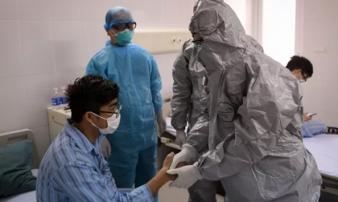 Tình hình sức khỏe 117 bệnh nhân Covid-19 đang được điều trị tại Việt Nam