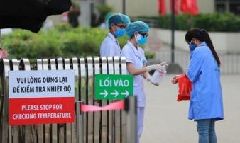 Xác định 7 nhóm có nguy cơ cao nhiễm Covid-19 ở 'ổ dịch' Bạch Mai
