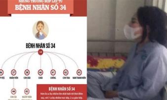 """Tin mới nhất về bệnh nhân """"siêu lây nhiễm"""" Covid-19 tại Việt Nam"""