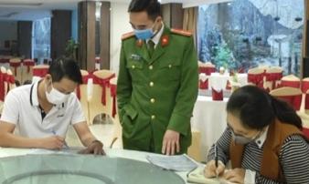 Mường Thanh Sa Pa bị phạt 18 triệu vì đón khách trong dịch