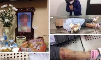 Khởi tố vụ án bé gái 3 tuổi tử vong thương tâm nghi do mẹ và bố dượng bạo hành ở Hà Nội