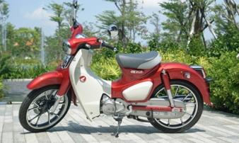 Những mẫu xe số đắt nhất Việt Nam