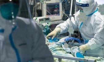 Tin mới nhất về phi công người Anh nhiễm Covid-19: Suy hô hấp nặng, phải can thiệp ECMO