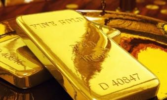 Giá vàng hôm nay 22/5: Giá vàng 'rình rập' cơ hội tăng trở lại