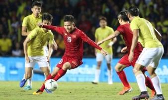 Thái Lan sợ tuyển Việt Nam giành lợi thế khi V.League trở lại sớm