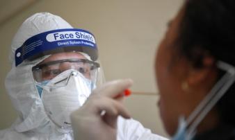 Bệnh nhân 325 từng mắc Covid-19 trước khi về Việt Nam