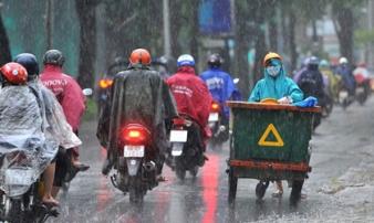 Tại sao TP.HCM mưa trắng trời sáng nay?