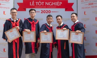 Hội bạn thân Bách khoa cùng tốt nghiệp bằng giỏi, xuất sắc
