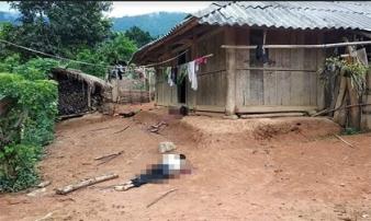 Án mạng 3 người chết ở Điện Biên
