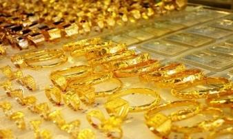 Giá vàng thế giới bất ngờ tăng vọt 1 triệu đồng/lượng