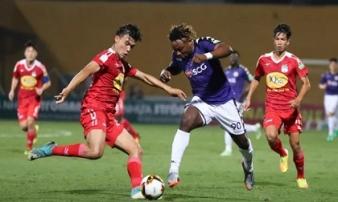 Vòng 3 V-League 2020: Tâm điểm trận đối đầu giữa Hà Nội FC - HAGL