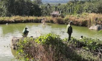 Ninh Thuận: Đi tắm ao sau giờ ăn trưa, 2 học sinh tiểu học đuối nước thương tâm
