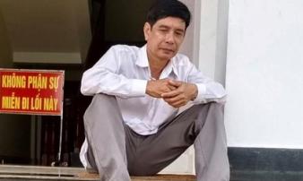 Kháng nghị hủy bản án ông Lương Hữu Phước bị tuyên 3 năm tù