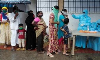 Số ca mắc Coivd-19 tại Mỹ lên hơn 3 triệu người, Ấn Độ tiếp tục gia tăng các ca bệnh mới