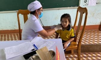 Bộ Y tế mở chiến dịch chống bạch hầu quy mô lớn nhất