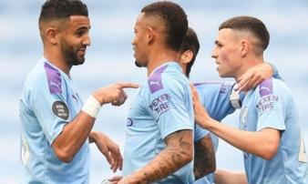 Vùi dập Newcastle 5 bàn không gỡ, Man City tạo thống kê đi vào lịch sử Ngoại hạng Anh