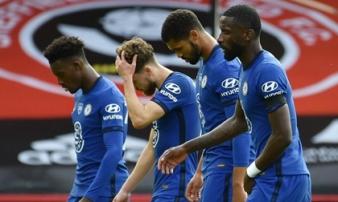Vòng 34 Ngoại hạng Anh: Chelsea thua sốc 0-3, Man City thắng tưng bừng trên sân khách