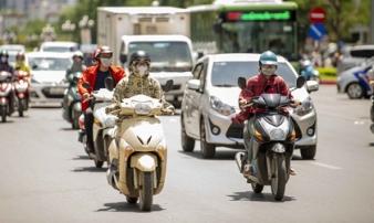 Hà Nội, Trung bộ tiếp tục nắng nóng gay gắt