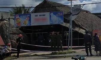 """Vụ 2 người chết trong quán cà phê: 'Nam chính' có dự định """"mang theo"""" người mình yêu thương nhất"""